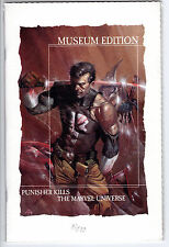 PUNISHER KILLS THE MARVEL UNIVERSE GERMAN DELL'OTTO LTD 599 MUSEUM EDITION