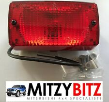 NEW !! PAJERO SHOGUN L200 DELICA UNIVERSAL REAR FOG LAMP LIGHT UNIT KIT