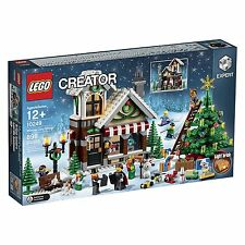 LEGO Creator Expert Santa's Workshop Winter Toy Shop New