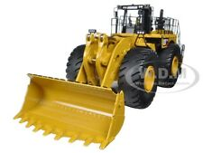 CAT CATERPILLAR 994F WHEEL LOADER WITH OPERATOR 1/50 BY DIECAST MASTER 85161