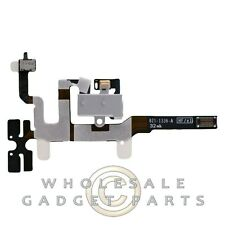 Flex Cable Audio for Apple iPhone 4S CDMA GSM White PCB Ribbon Circuit Cord Part