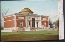 Walker Art Building Bowdoin College Brunswick ME Hugh Leighton No 453