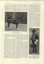 1901 Master Robert Abercromby Robin Cochrane Lord Frederick Blackwood