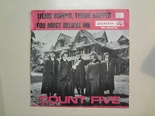 "COUNT FIVE: Teeny Bopper,Teeny Bopper-You Must Believe Me-Belgium 7"" Palette PSL"