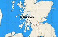 C-Map NT+ M-EW-C025 LOCAL C-CARD Chart LOCH CRINAN TO LOCH LINNHE