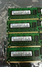 SAMSUNG 8GB DDR2 pc2-533 ECC Registered MEMORY KIT. 4x2gb DIMM.