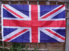 BRITISH ARMY,GUARDS,SAS,RAF,RM,SBS - United Kingdom Union Jack UK Flag 5FT x 3FT