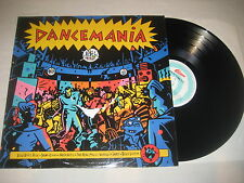 Dance Mania Vol 1  Vinyl  LP Sampler