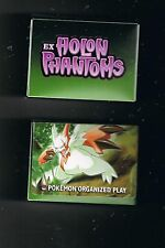 POKEMON DECK BOXES (3)(EX SETS)(NEW AND VERY RARE)(YOU GET ALL 3)