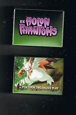 Cajas De Cubierta De Pokemon (3) (ex conjuntos) (nuevo y muy raras) (usted obtiene todos los 3)