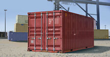 CONTAINER 20 Pieds, KIT TRUMPETER 1/35 n° 1029