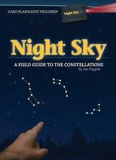 Night Sky : A Field Guide to the Constellations by Jonathan Poppele (2010,...