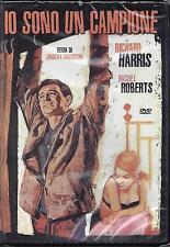 Dvd Video **IO SONO UN CAMPIONE** con Richard Harris nuovo sigillato 1963