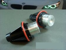 COPPIA LED ALTA POTENZA BMW ANGEL EYES E39 E53 E60 E61 E61 E63 E64 E65 E87SERIE1