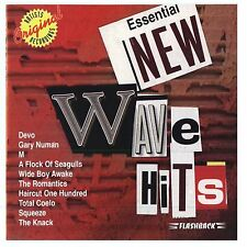 Essential New Wave Hits Various Artists MUSIC CD