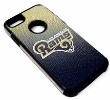 For iPhone 6/7 LOS ANGELES RAMS SPORT NFL FOOTBALL DUAL LAYER HYBRID ARMOR CASE