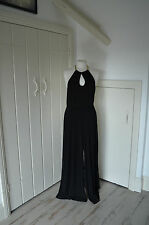 Classy Black Halterneck Jumpsuit - NEW LOOK - Party Evening - 10 - Worn Once