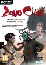 Zeno Clash (Pc Dvd) Nuevo Sellado