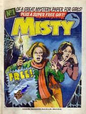 UK COMICS MISTY COLLECTION ON DVD FULL SET + SUMMER SPECIALS AND ANNUALS