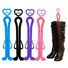 1Pc Shaft Keeper Holder Organizer Storage  Plastic Long Boots Shape Hanger Clips