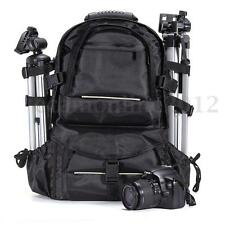 Camera Len Bag Multi-function DSLR SLR Backpacks Travel WaterProof For Canon EOS