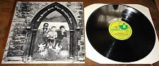 THE EDGAR BROUGHTON BAND SING BROTHER SING UK HARVEST LP 1ST A3/B3 WITH INSERT