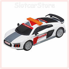 "Carrera GO 64063 Audi R8 V10 Plus ""Safety Car"" (Blinklicht) 1:43"