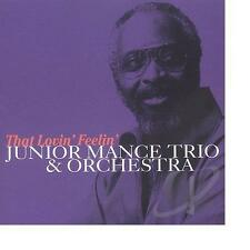 Junior Mance That Lovin' Feelin'  AARON BELL BOB CRANSHAW BOB CUNNINGHAM