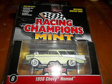 RACING CHAMPIONS 1/64 MINT 2016 SERIES 1956 CHEVY CHEVROLET NOMAD