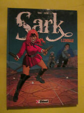 BD SARK N°1 L ENTAILLE / TADUC / DIETER / EDITIONS GLENAT / 1991 / HB2