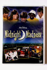 Walt Disney Pictures Michael J. Fox In His Film Debut Midnight Madness on DVD