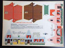 Ancienne planche à découper  Maison du boulanger Volumetrix