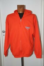 Gilet Zippé VICTORY USA Motorcycles logo dos  Orange T : XL Neuf