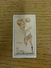 1927 MAC: No.32, Derby County  - H Thomas [Football Caricature Card Issued By Jo