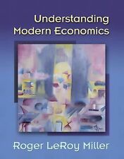 Understanding Modern Economics-College Textbook - 2004 - Paperback