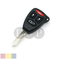 Remote Key Case Shell fit for DODGE CHRYSLER 300 Aspen Replacement New Uncut