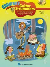 Children's Songs for Guitar Strummers Sheet Music 38 Fun Songs for Sin 000701481