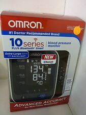 Omron BP786 10 Series Upper Arm Blood Pressure Monitor Plus Bluetooth Smart
