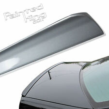 Painted BMW E39 525i 530i Trunk Lip Spoiler Wing 354 Sliver