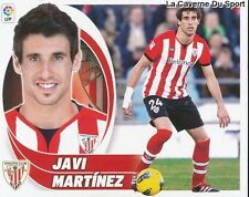 05A JAVI MARTINEZ ESPANA ATHLETIC CLUB BAYERN STICKER CROMO LIGA 2013 PANINI