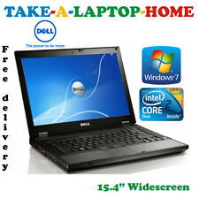 Viene fornito in scatola-Dell Latitude Computer Portatile-Intel 2.53ghz - win7 - 3gb-WIFI-Office