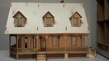 Alisha Country Dollhouse 1:24 scale