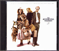 THE ACCIDENTAL TOURIST John Williams OST Soundtrack CD Die Reisen des Mr. Leary