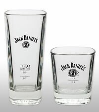 Jack Daniels Highball & Tumbler Glasses