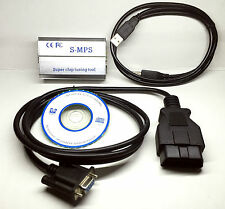 Chiptuning Tuning Universal Flasher OBD SMPS MPPS V13.01 USB CAN EDC16 MED9 USB