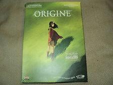 """DVD-LIVRE """"ORIGINE"""" fable ecologique manga de Keiichi SUGIYAMA"""