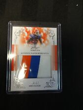 2013 Leaf Trinity Mike Gillislee  Authentic Player Worn Patch 19/25 # DP-MG1