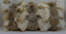 Real  Golden Island  Fox  Sections Fur Pillow New made in usa authentic cushion