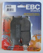 Yamaha XP500 T-Max (2001 to 2003) EBC FRONT Disc Brake Pads (SFA179) (1 Set)