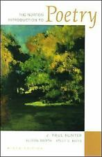 The Norton Introduction to Poetry (2006, CD-ROM / Paperback)